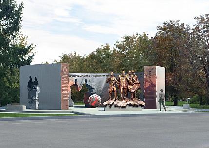 Объявлен сбор средств на строительство монумента, посвященного ликвидаторам аварии на Чернобыльской АЭС